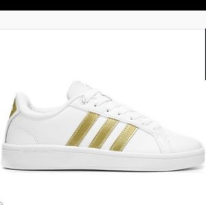 Adidas Superstar 3 Stripes Ortholite Float Gold